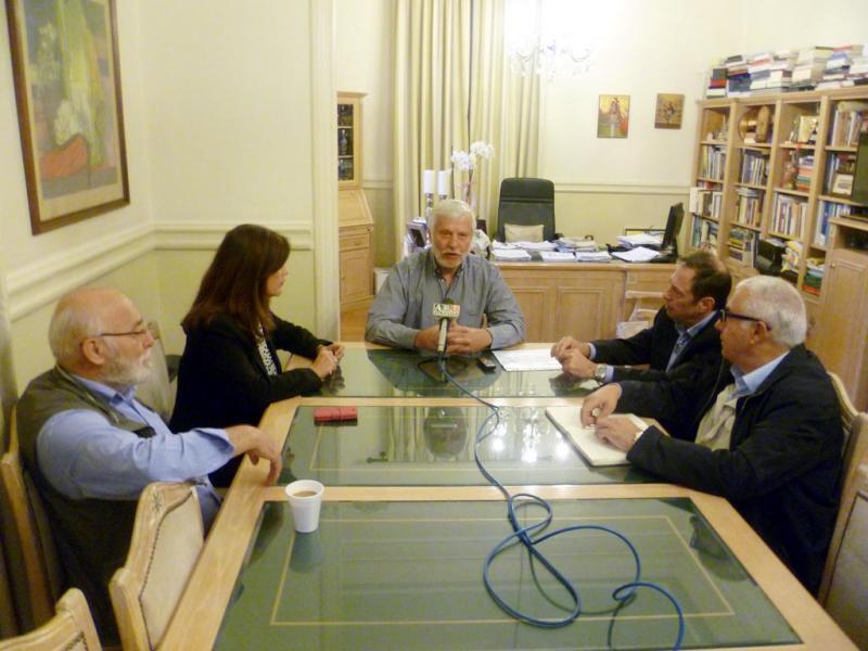 Π. Τατούλης : «Ολοκληρώνουμε το έργο της αποκατάστασης των ΧΑΔΑ»