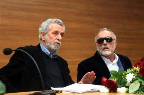 φωτο Θ.Δρίτσας- Π.Κουρουμπλής :eurokinissi-Βασίλης Παπαδόπουλος