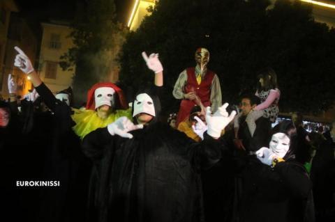 Βενετσιάνικο Καρναβάλι 2016 στο Ναύπλιο