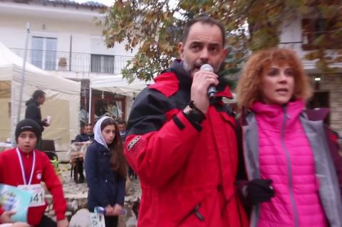 ArgolidaPortal.gr Καρυά Αργολίδας: 4ος αγώνας ορεινού τρεξίματος στο Αρτεμίσιο