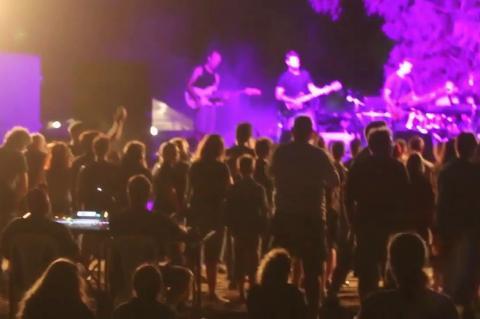 ArgolidaPortal.gr 9ο Rock festival Πύλη Πολιτισμού παραλία Καραθώνας Ναύπλιο