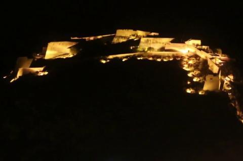 ArgolidaPortal.gr Αποκαταστάθηκε ο φωτισμός στο Παλαμήδι