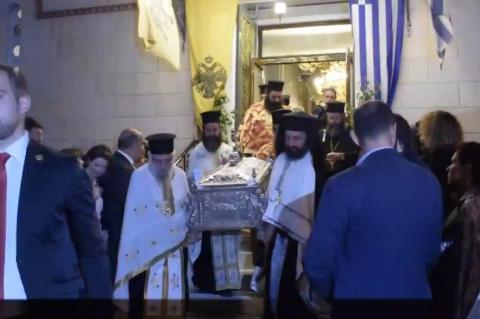 ArgolidaPortal.gr Άργος - Εορτασμός του Αγίου Πέτρου Επισκόπου Άργους