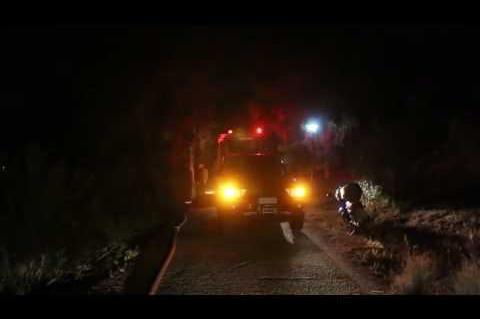ArgolidaPortal.gr Πυρκαγιά στο Λόφο Ασπίδας στο Άργος
