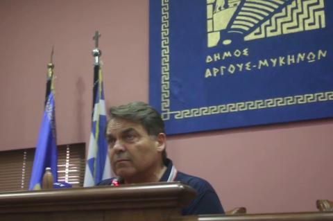 ArgolidaPortal.gr Συνάντηση Καμπόσου με τους νέους διευθυντές των σχολείων του Δήμου Άργους Μυκηνών