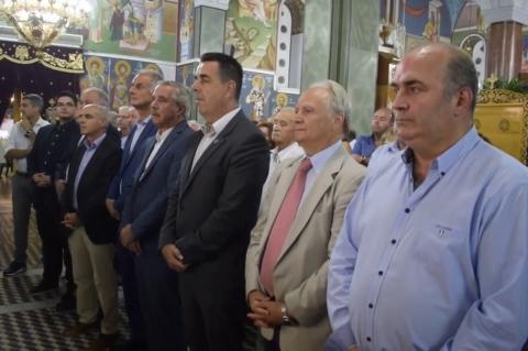 ArgolidaPortal.gr Νέα Τίρυνθα - Εορτασμός της Τιμίας Ζώνης της Υπεραγίας Θεοτόκου