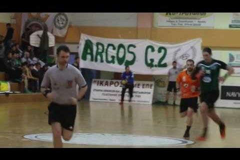 ArgolidaPortal.gr Χάντμπολ:Στα πλέι οφ ο Διομήδης 32-14 τον Φοίβο Συκεών