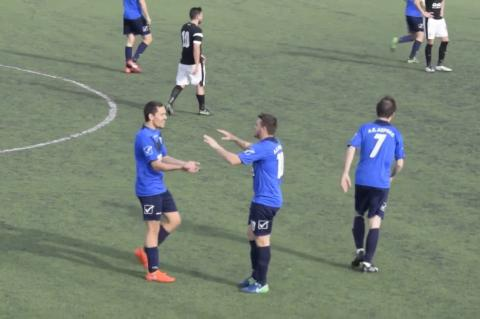 ArgolidaPortal.gr 'Ενωση Λέρνας - ΠΑΟΚ Κουτσοποδίου 4-0