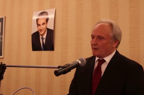 ArgolidaPortal.gr Ναύπλιο-Ομιλία του Γ. Ανδριανού στη κοπή πίτας της ΔΗΜΤΟ της ΝΔ