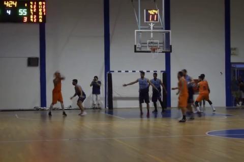 ArgolidaPortal.gr Μπάσκετ Κύπελλο Ελλάδας Οίαξ Ναυπλίου - Έσπερος Καλλιθέας 64-60