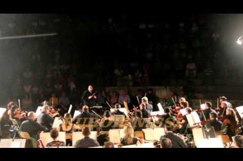 Συναυλία της Κρατικής Ορχήστρας Αθηνών στο Άργος