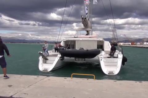ArgolidaPortal.gr Ναύπλιο-8ο Catamarans Cup 2017-Απονομές -Βραβεύσεις