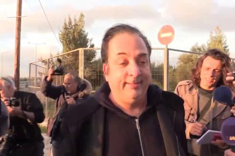 ArgolidaPortal.gr Ναύπλιο - Αποφυλακίστηκε ο Ριχάρδος