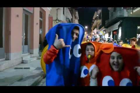 ArgolidaPortal.gr Άργος -  Νυχτερινή καρναβαλική παρέλαση