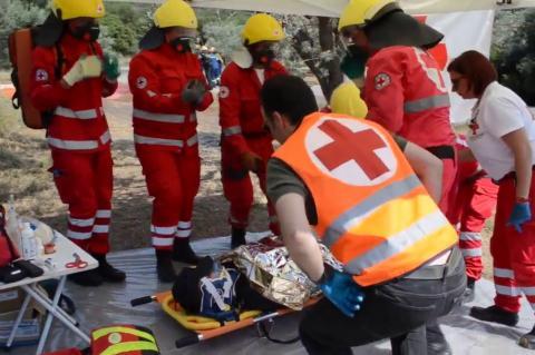 ArgolidaPortal.gr 'Αργος - Άσκηση της Πυροσβεστικής ΠΥΡΣΟΣ 2018 στο Μαλαντρένι Αργολίδας