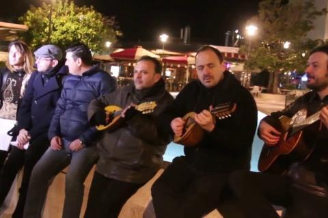 ArgolidaPortal.gr 'Αργος-Καντάδες και μαντολίνα από την ορχήστρα ¨ΑΤΤΙΚΑ¨