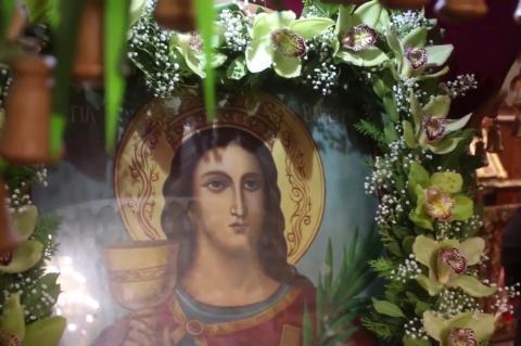 ArgolidaPortal.gr ΑΡΓΟΣ-Την  Αγία Βαρβάρα γιόρτασαν στο Λάλουκα
