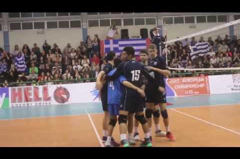 ArgolidaPortal.gr ΑΡΓΟΣ-Βόλεϊ Πανευρωπαϊκό Πρωτάθλημα Παίδων:Ελλάδα-Ρωσία 0-3
