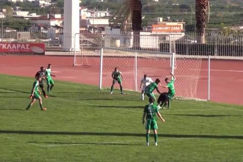 ArgolidaPortal.gr Παναργειακός- Αήττητος Σπάτων 0-0 Γ Εθνική