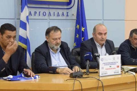 ArgolidaPortal.gr Ναύπλιο: Συνέντευξη για τον Φιλικό αγώνα ποδοσφαίρου παλαιμάχων Ελλάδας - Τουρκίας