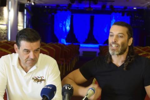 ArgolidaPortal.gr Άργος - Συνέντευξη τύπου για την παράσταση «Ο Κρητικός»