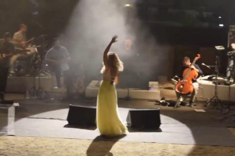 ArgolidaPortal.gr Άργος - Συναυλία «Όμορφο Όνειρο» με τη Νατάσσα Μποφίλιου στο Αρχαίο Θέατρο