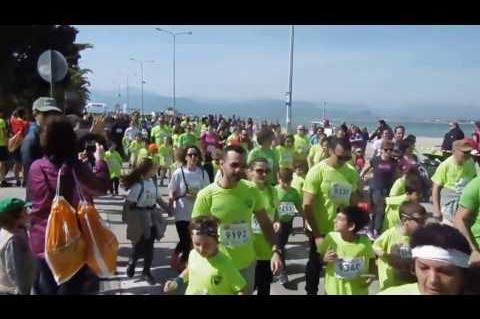 ArgolidaPortal.gr Ναύπλιο αγώνας 2,5 χιλιομέτρων-Τέταρτος Μαραθώνιος 2017