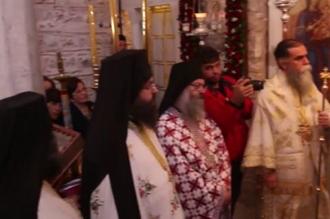 ArgolidaPortal.gr Ναύπλιο: H Ζωοδόχος Πηγή γιορτάστηκε στο ανακαινισμένο μοναστήρι της Αγίας Μονής