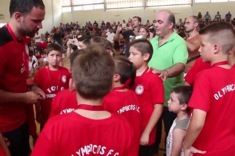 ArgolidaPortal.gr ΕΠΣ Αργολίδας Πρώτο Τουρνουά Κωνσταντίνος Αντωνιάδης