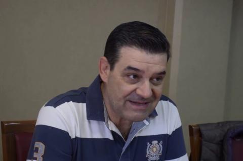 ArgolidaPortal.gr Άργος-Ο Πρόεδρος της ΚΕΔΑΜ Πέτρος Διολίτσης για τα ΔΙΟΜΗΔΕΙΑ 2018