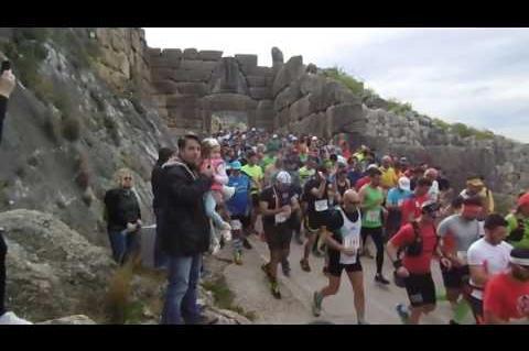 ArgolidaPortal.gr ΜΥΚΗΝΕΣ-1ος Ορεινός Ημιμαραθώνιος «Μυκήνες-Τενέα»