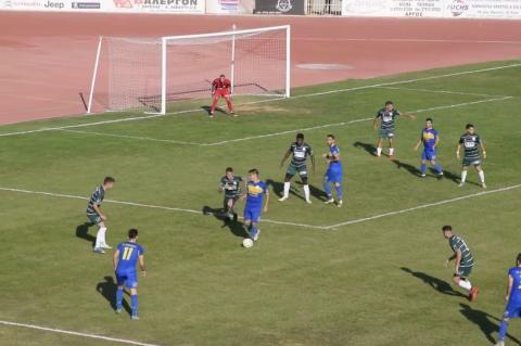 ArgolidaPortal.gr Γ Εθνική Παναργειακός - Ένωση Ερμιονίδας 0 -1
