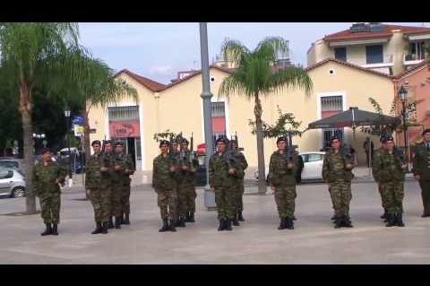 ArgolidaPortal.gr Τιμήθηκε στο Ναύπλιο η ημέρα των Ενόπλων Δυνάμεων