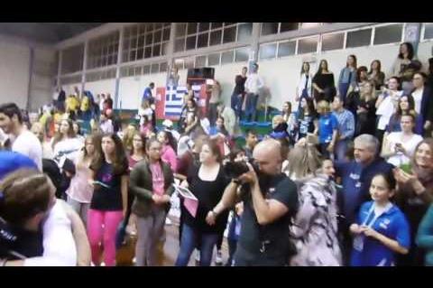 ArgolidaPortal.gr Άργος-Πανηγυρικά παγκορασίδες πρόκριση ευρωπαϊκό βόλλευ Ουκρανία-Ελλάδα