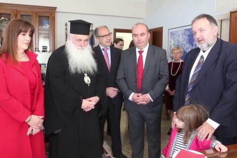 ArgolidaPortal.gr Χειβιδόπουλος Κοπή πίτας και Πρωτοχρονιάτικες ευχές στην Αντιπεριφέρεια Αργολίδας