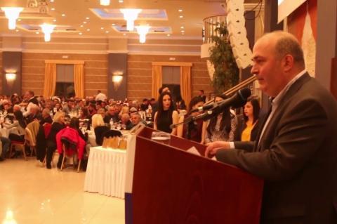 ArgolidaPortal.gr Ομιλία Σιδέρη στη γιορτή «Αθλητικά Βραβεία Ποδοσφαίρου»  ΕΠΣ Αργολίδας