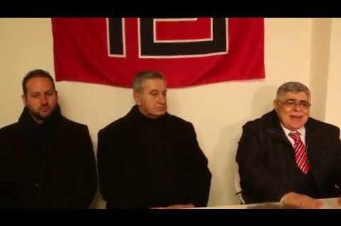ArgolidaPortal.gr ΑΡΓΟΣ - Συγκέντρωση Χρυσή Αυγή Νίκος Μιχαλολιάκος