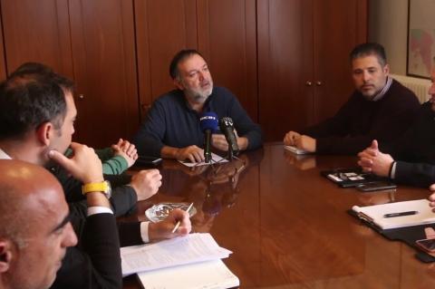 ArgolidaPortal.gr Ναύπλιο-Χειβιδόπουλος Σύσκεψη του Συντονιστικού Πολιτικής Προστασίας Π.Ε Αργολίδας