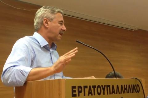 ArgolidaPortal.grΑΡΓΟΣ-Προσυνεδριακός διάλογος ΔΗΣΥ Γ.Ελενόπουλος-Γ.Μανιάτης