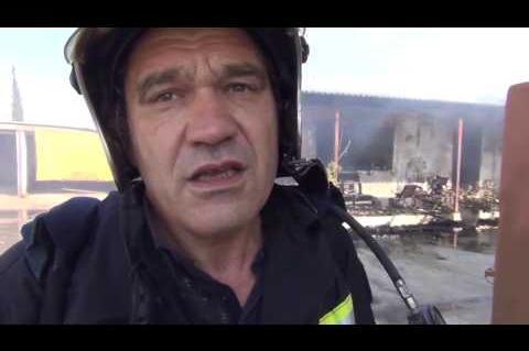 ArgolidaPortal.gr Καταστράφηκε σπίτι από φωτιά στη Ν.Κίο