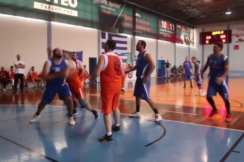 ArgolidaPortal.gr Μπάσκετ Α2 ΕΣΚΑΚ Ακαδημία Άργους - Ερμής Κιβερίου 46-47