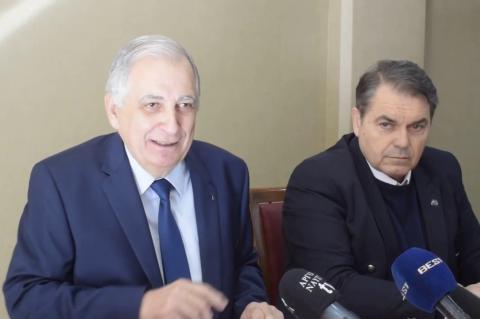 ArgolidaPortal.gr Άργος - Ο Δημήτρης Γιαννακόπουλος στο συνδυασμό του Καμπόσου