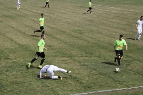 ArgolidaPortal.gr Κύπελλο Ερασιτεχνών: Αργοναύτης Ν.Κίου - Δάφνη Δαφνώνα 3-0