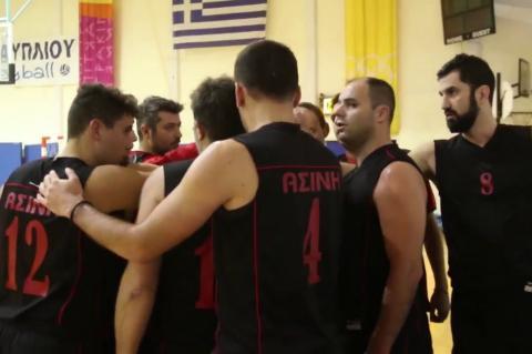 ArgolidaPortal.gr Μπάσκετ Αρχιμήδης Ασίνης-Ολυμπιακός Άργους 90-80