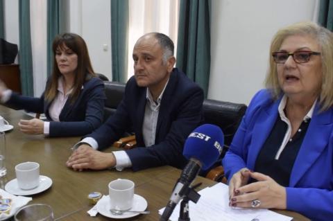ArgolidaPortal.gr Άργος-Η υποψήφια Ευρωβουλευτής Αφροδίτη Μπλέτα στην Αργολίδα