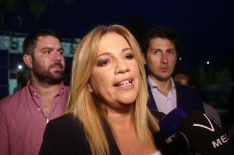 ArgolidaPortal.gr Η Φώφη Γεννηματά στην έκθεση «Πελοπόννησος EXPO»