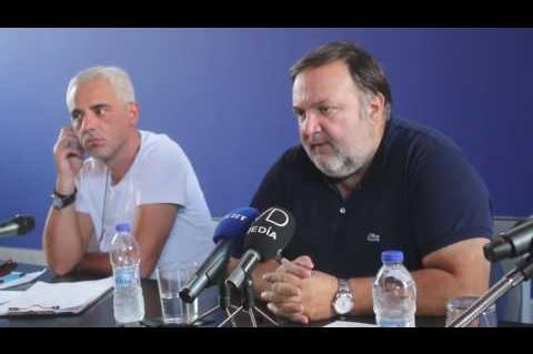 ArgolidaPortal.gr Ναύπλιο-Συνέντευξη Χειβιδόπουλος-Τσαγκαρέλης 1η έκθεση αργολικών προϊόντων