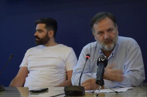 ArgolidaPortal.gr Ναύπλιο Συνέντευξη για το Danaon Cup 2018