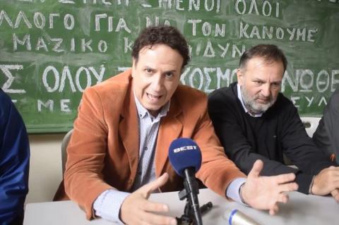 ArgolidaPortal.gr Καρυά Αργολίδας - Συνέντευξη για τον αγώνα artemisiomr με Χειβιδόπουλο και Ρώμα