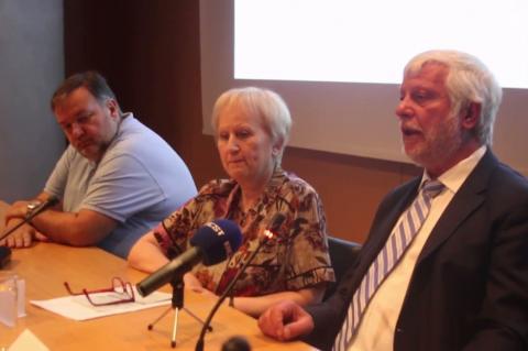 ArgolidaPortal.gr Συνεντευξη τύπου «ΔΙΕΘΝΗΣ ΤΟΠΟΣ» Πελοπόννησος: Άργος- Μυκήνες